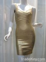 [HL886] Bandage Dress/Fashion Dress/Party Dress/Evening Dress/Factory