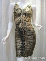 [HL933] Bandage Dress/Fashion Dress/Party Dress/Evening Dress/Factory