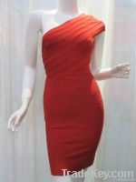 [HL936] Bandage Dress/Fashion Dress/Party Dress/Evening Dress/Factory