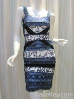 [HL959] Bandage Dress/Fashion Dress/Party Dress/Evening Dress/Factory