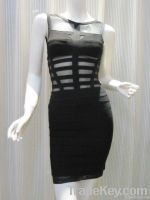 [HL962] Bandage Dress/Fashion Dress/Party Dress/Evening Dress/Factory