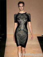 [HL968] Bandage Dress/Fashion Dress/Party Dress/Evening Dress/Factory