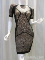 [HL968] Bandage Dress/Fashion Dress/Party Dress/Evening Dress/Factory