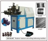 wrought iron machine