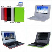7inch Laptop with High Quality