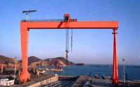 300t Shipyard Gantry crane/ Goliath crane/ Portal cranes