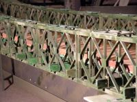 Steel Bailey bridge/ compact 200