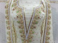 party wear embroided ladies suit