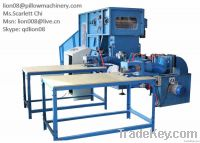 Fully Automatic Micro fiber pillow filling machine
