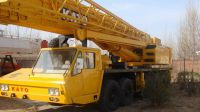KATO NK-1200 fully hydraulic truck crane