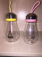 bulb water glass bottles