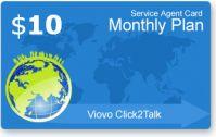Viovo Click2Talk - Basic Monthly Plan
