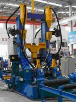 Horizontal H Beam Production Line