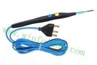 Reusable electrosurgical pencil