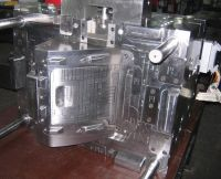 Injection mold-core1