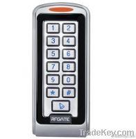 Waterproof Metal Access Control Reader Keypad YET-U8