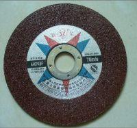 resin-bonded grinding wheel