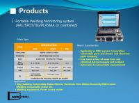Portable Welding Monitoring System