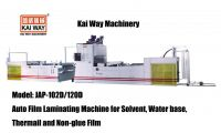 Auto Film Laminator for Solvent, Water base , Thermal and Non-glue Film