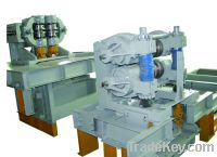 Wire ribbing machine