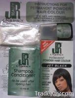 Organic Hair Color Powder