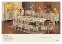 Italian luxury dining room furniture