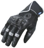 Motor Bike Leather Gloves