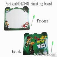 Chldren study paper writing board for promotion gift
