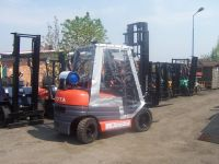 Toyota forklift truck and parts