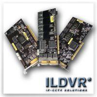 4CH DVR card