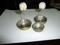 brush dauber cap applicator