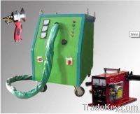 arc spray machine ky400