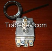 capillary type electric oven thermostat