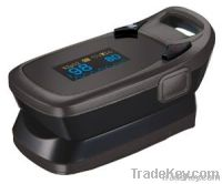 fingertip pulse oximeter with alarm FDA & CE marked