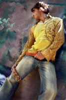 stylish shirt and pants
