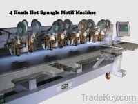 Hot Motif Dual Sequin Machine