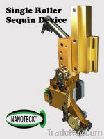 Single Roller Sequin Device