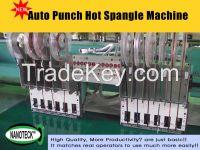 Auto Punch Motif Machine