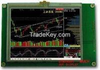 5.6inch TFT LCD  all   intelligent TFT Module   with  touch  (RS232 /TTL232 interface)