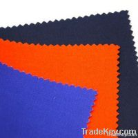 flame retardant and anti-static fabric for workwear and coverall