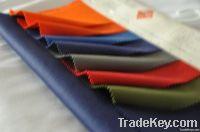Flame retardant workwear with proban finishing