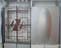 high quality Aluminum Panel with Special Shape 2011