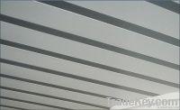 close-assembly aluminum panel