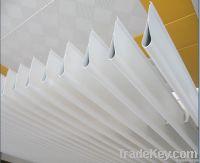 Drop aluminum ceiling