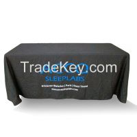Promotional spandex table cover printed high resolution