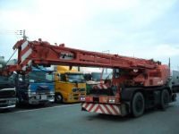 supply used rough terrain crane 25 ton +0086 139 17272815