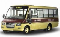 mini city bus, 9+1seats, gas