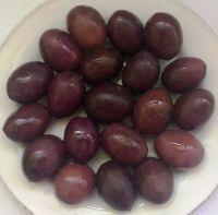natural green olive