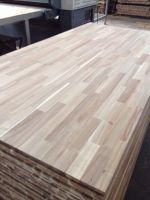 Acacia wood finger joint board/worktop/shelving/Solid Kitchen worktops/Counter Top
