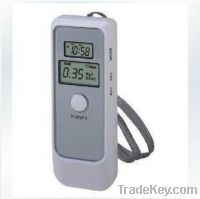 5 in1 Alcohol Digital LCD Tester Breath Analyzer Display